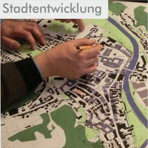 Leistungsangebot Stadtentwicklung